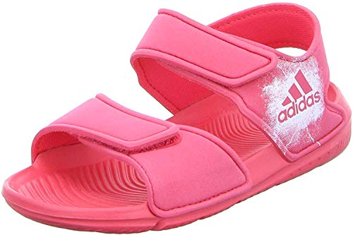 adidas Altaswim - Zapatos de playa y piscina para niña