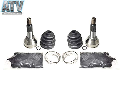 ROADFAR CV Joint Replacement Kit Compatible with Jeep 2006-2010 ...