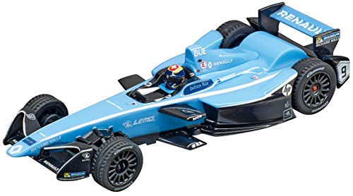 Carrera GO!!! Analog Slot Car Racing Vehicle - 64126 Formula E 2 - (1:43 Scale),Blue