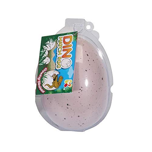 Nurchums Dino Hatching Huevo, escotilla y Crecer Dinosaurio Lucky Dip (11 cm)