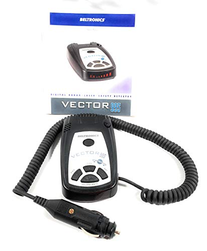 Vector 995 Radar Detector With Selectable Bands...