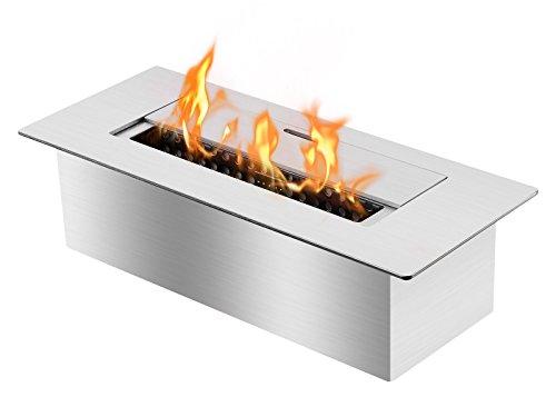 Bio Ethanol Ventless Fireplace Burner Insert - EB1200 | Ignis