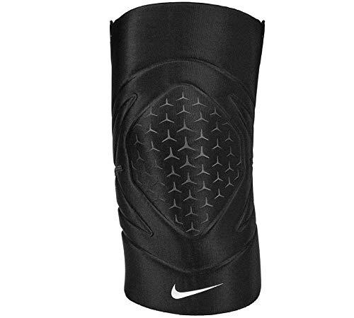 Nike Unisex– Erwachsene Pro Closed Patella Kniebandage, Schwarz, L