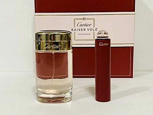 Cartier baiser vole eau parfum 100ml + eau parfum 15ml