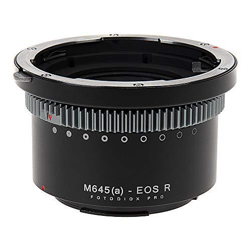 Fotodiox Pro Adaptador De Lentes Compatible con Lentes de Mamiya 645 AF/AF-D...