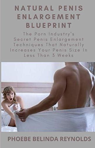 Natural Penis Enlargement Blueprint The Porn Industry s Secret Penis Enlargement Techniques product image