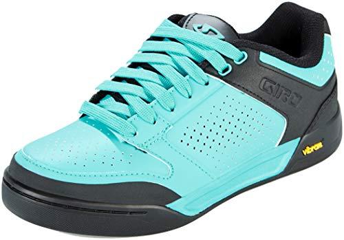 Giro Riddance W Womens Downhill Cycling Shoe − 39, Glacier (2020)