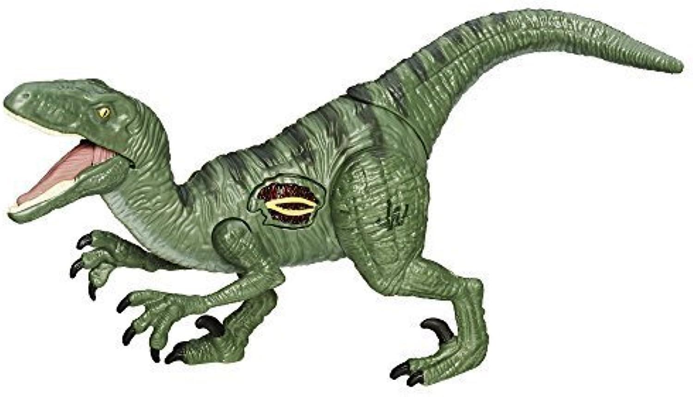 Jurassic World Growler Velociraptor  Charlie  by Jurassic Park