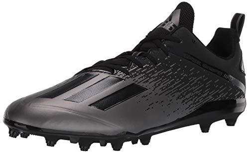 adidas Chaussures de football pour homme Fbg57., noir (Noir noir nuit métallique.), 50 EU