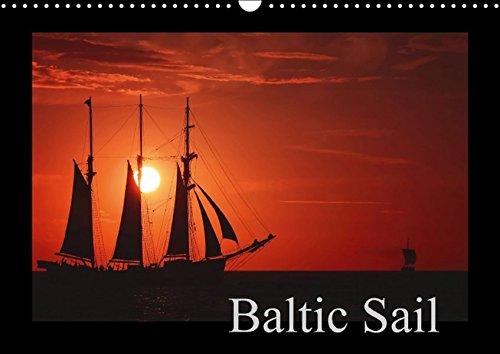 Baltic Sail (Wandkalender 2016 DIN A3 quer): Hanse Sail Warnemünde (Monatskalender, 14 Seiten ) (CALVENDO Technologie)