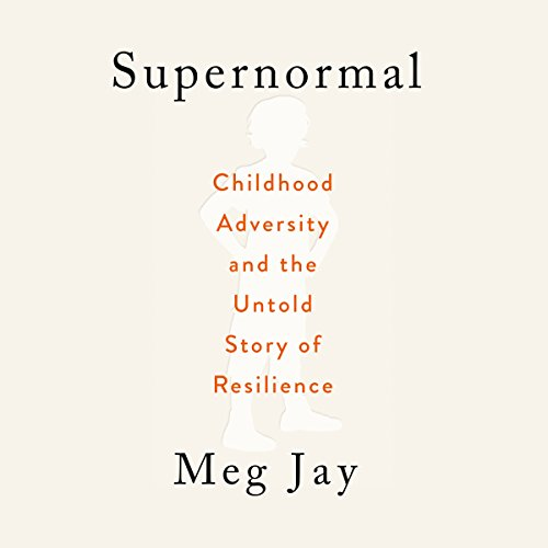 Supernormal audiobook cover art
