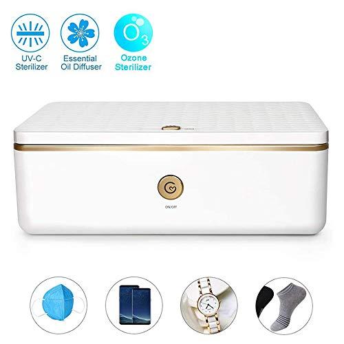 Jnzr - Esterilizador UV caja de esterilización 99% Ozono automático