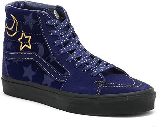 Vans Authentic Disney Men's Shoes Mickey Mouse/Red/Yellow vn0a38em-uk9 (5 M US Women / 3.5 M US Men, Sorcerer's Apprentice 7314)