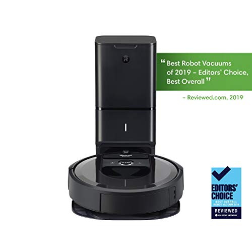 Best Review Of iRobot Roomba i7+ (7550) Robot Vacuum with Automatic Dirt Disposal-Empties Itself, Wi...