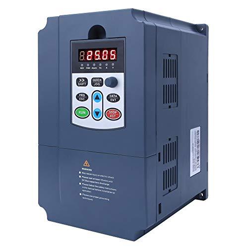 4KW Frequenzumrichter VFD 220V bis 380V Einphasen- bis Dreiphasen-Leistungswandler mit PWM-Steuerungstechnologie