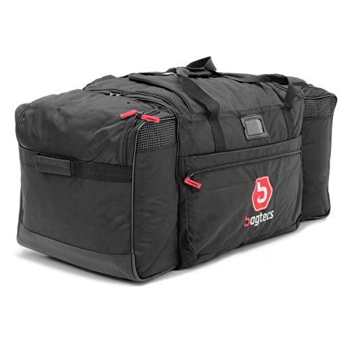 Bolsa Motocross/Maleta Moto 160L Bagtecs Gearbag Soft XXL Negro