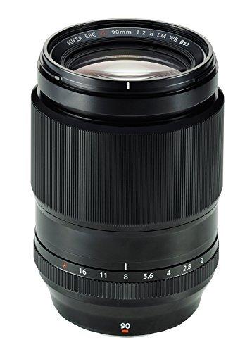 Fujifilm XF90mmF2 R LM WR