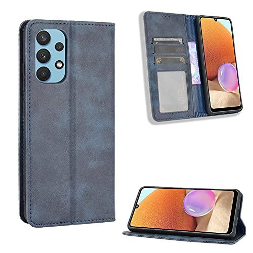 [HC] para Samsung Galaxy A32 4G Funda Protectora de Silicona a Prueba de Golpes para teléfono móvil 3