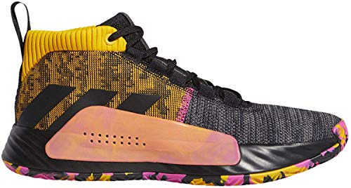 adidas Dame 5 Shoes Men's, Black, Size 11.5