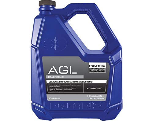 Polaris AGL Automatic Gearcase Lubricant and Transmission Fluid, 1 Gallon