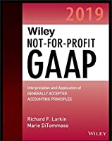 Wiley Not-for-Profit GAAP 2019 Front Cover