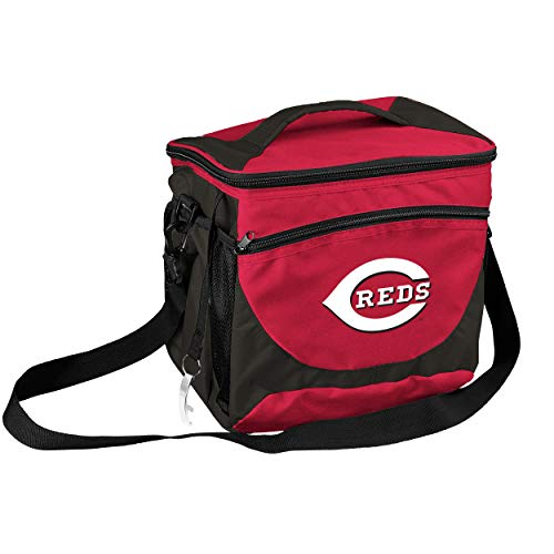 Logo MLB Cincinnati Reds 24 Can Cooler