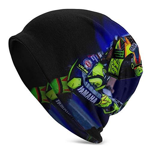 Custom made Valencia MotoGP 2015 Beanie Hat Kids Super Soft 100% Cap Knit Hats Bandana