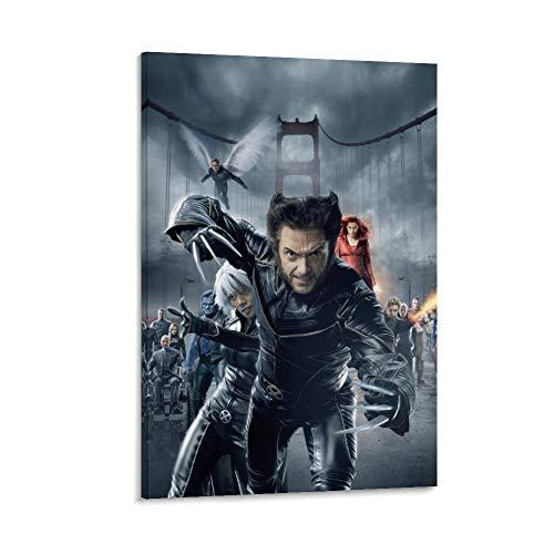 DRAGON VINES X-Men Reverses The Future Wolverine Roger - Lienzo decorativo para pared, impresión HD, obra de arte para dormitorio, 30 x 45 cm