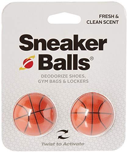 Sof Sole SofSole SneakerBalls Basketball Shoe Deo Schuhdeodorants, Braun (Brown), Einheitsgröße