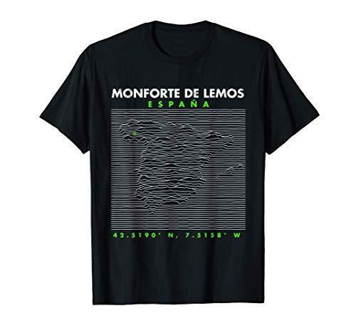 España - Monforte de Lemos Camiseta