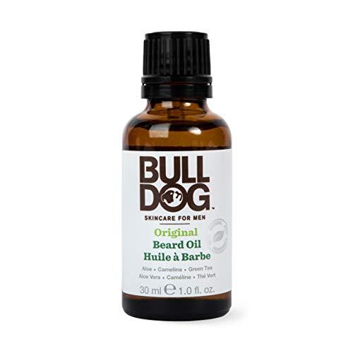 Bull Dog - huile a barbe -30ml
