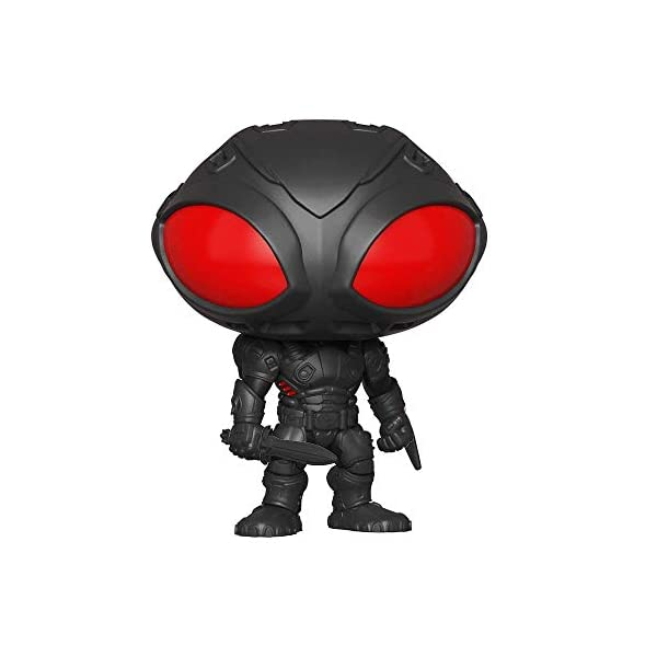 Funko 31183 POP Vinyl: Aquaman: Black Manta 2