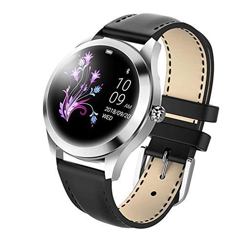 Smartwatch, fitnesstrackers met hartslagmeter/pulsoxymeter/zuurstofmonitor/bloeddrukmeter, voor Android IOS