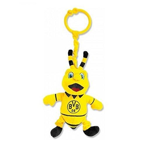 Brauns Borussia Dortmund Vibrationsrassel Emma BVB, schwarz-gelb, 15220