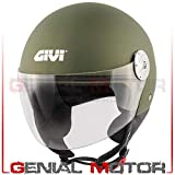 GIVI H107BV63456 CASCO D-JET 10.7 MINI-J S 56