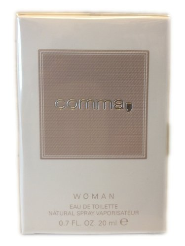 COMMA  EDT Vapo 20 ml