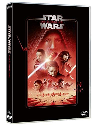 Star Wars: Los últimos Jedi (Edición remasterizada) (DVD)
