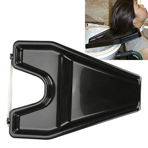 Vassoio per lavare i capelli,vaschetta per lavare I capelli camera portatile parrucchiere shampoo risciacquare mobilità per Il Lavandino (44 x 32, 5 cm)