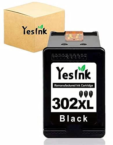 302 XL Sostituzione per HP 302 Black HP 302xl Nero HP 302 Nero Cartucce HP 302 Compatibile per HP DeskJet 1110 2130 3630 Envy 4520 Officejet 3830 (1 Nero)