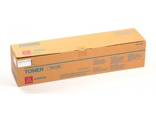 Konica Minolta A0D7352 Bizhub C203 Toner, 19.000 Seiten, TN213M, magenta