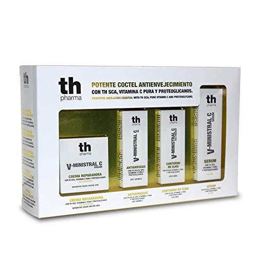 Th Pharma V Ministral C Pack (Crema + Serum + Contorno + Antiarrugas)