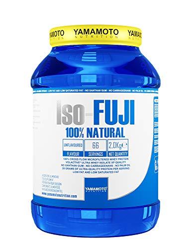 Yamamoto Nutrition Iso-Fuji 100% Natural, 2000g