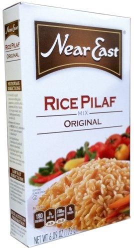 Near East, Rice Pilaf, Original, 6.09oz Box (Pack of 6)