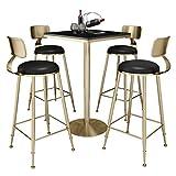 41ElRi tmGL. SL160  - おすすめ高級バーテーブル7選!高さが丁度いい選び方も紹介
