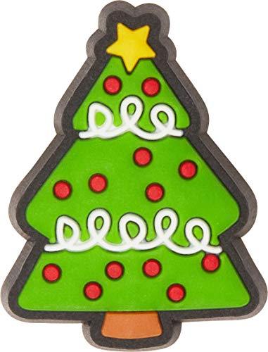 Crocs Jibbitz Holiday Shoe Charms | Jibbitz for Crocs, Christmas Tree, Small