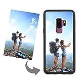 YJZQ Étui Photo personnalisé Samsung S9 Plus Coque Samsung Plus Antichoc Protection Housse Samsung...