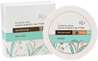 Terranova Rain Remedy Cream for Tresses-to-Toes 4 Ounce Tube