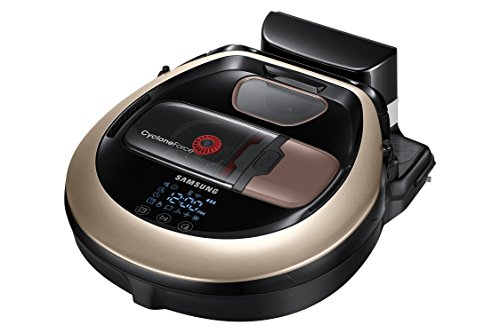 Samsung Powerbot R7090 Pet Robot Vacuum, Wi-fi connectivity, Works with Amazon Alexa