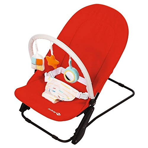 Safety 1st LAOMA 'Red Lines' - Gandulita, color rojo