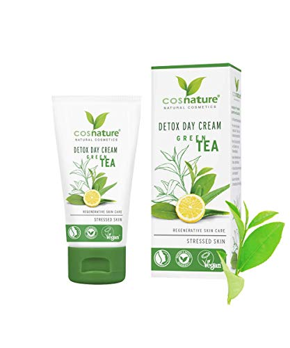 cosnature Detox Tages-Creme Grüner Tee 50 ml
